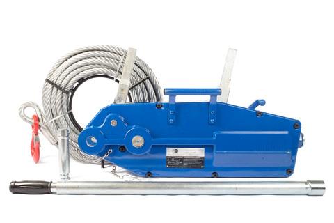 Лебедка рычажная тросовая TOR МТМ 5400, 5,4 т, L=20 м, шт