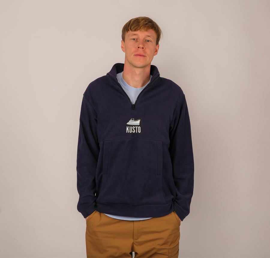 Fleece Navy