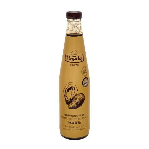 Устричный соус без глутамата Megashef Таиланд, 600 г
