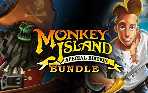 Monkey Island : Special Edition Bundle (для ПК, цифровой ключ)