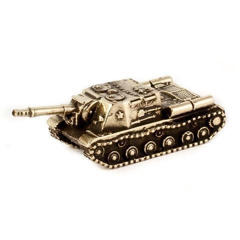 Танк ИСУ-152 из бронзы RH00958