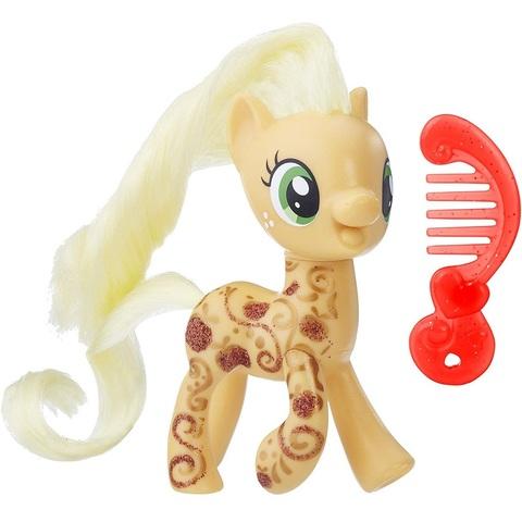 My Little Pony Пони блестящая Эппл Джек