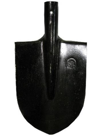 Лопата штыковая без черенка