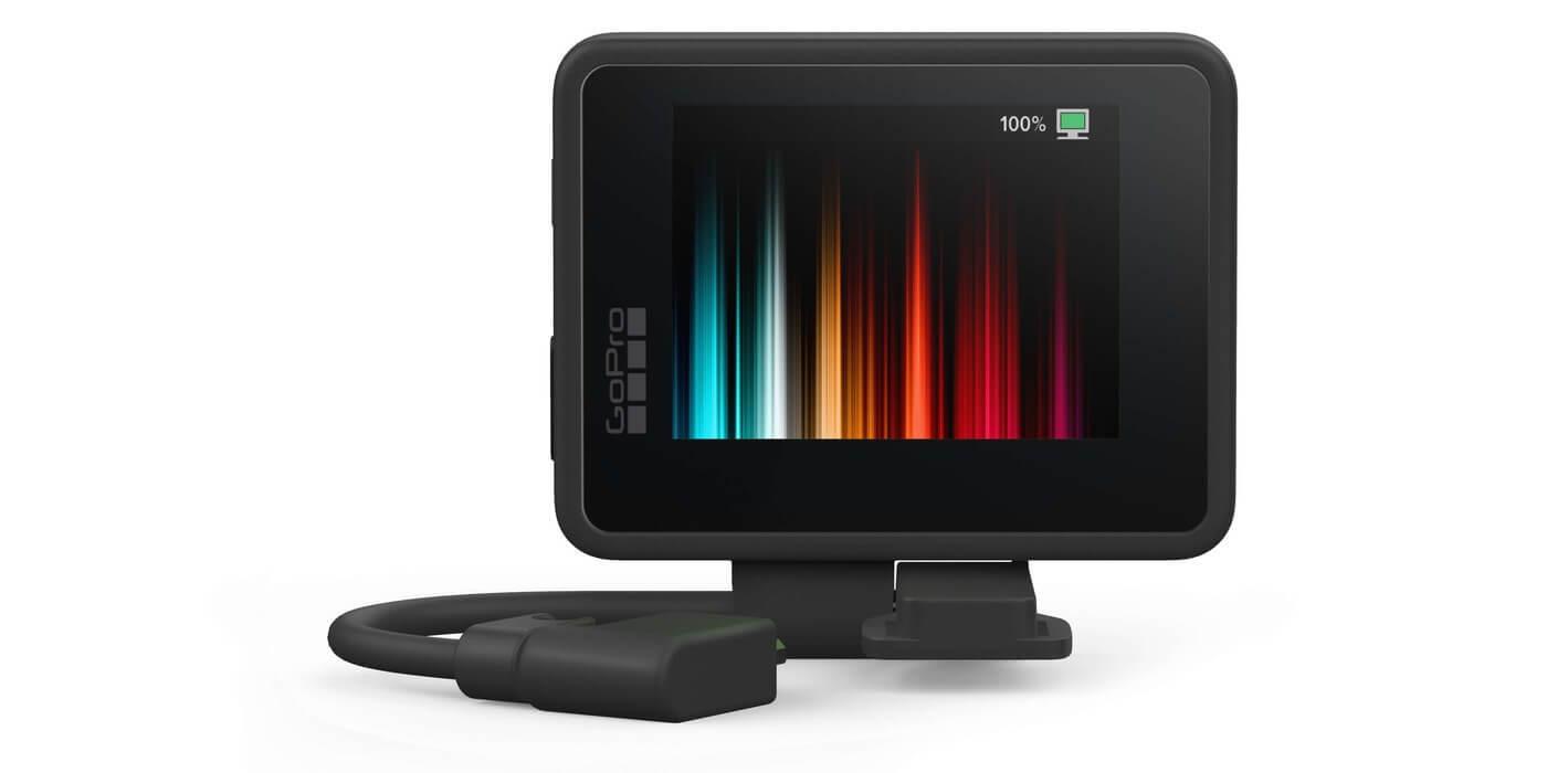 Дополнительный экран для HERO8 и HERO9 External LCD Display внешний вид
