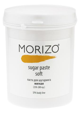 *Паста для шугаринга мягкой плотности 250-280е.д.(MORIZO/800мл/012156)