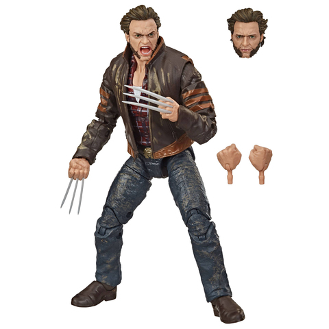 Фигурка Marvel Legends Wolverine 15см
