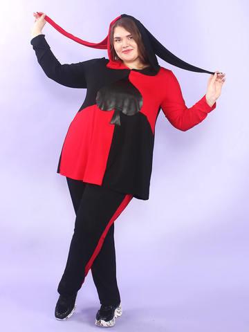 Трикотажный костюм Джокер