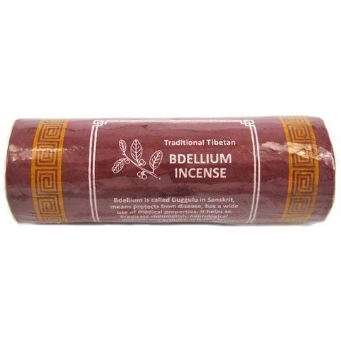 Благовония непальские Bdellium Бамбук, 30 палочек в уп