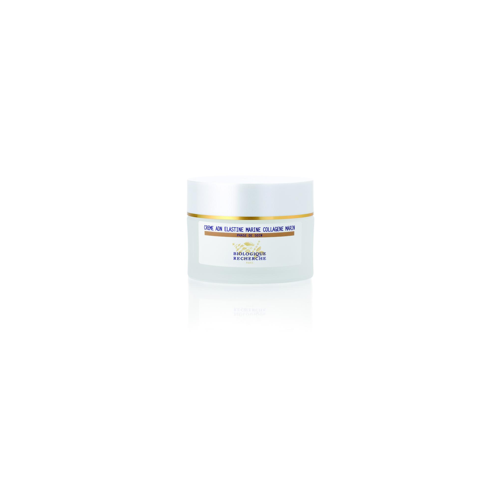 Крем реструктурирующий омолаживающий для лица BIOLOGIQUE RECHERCHE Elastine/Collagene Marin 50 мл