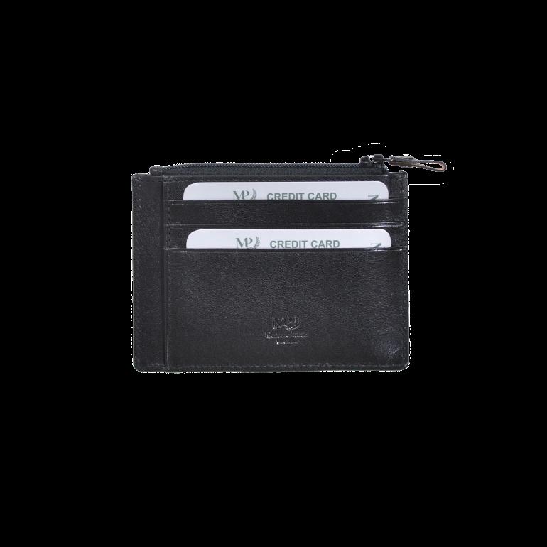 B120255R Preto - Футляр для карт MP с RFID защитой