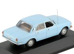 GAZ-M24-10 Volga light blue 1985 IST050 IST Models 1:43