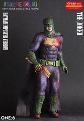 Отряд самоубийц фигурка 1/6 Джокер Бэтмен Самозванец