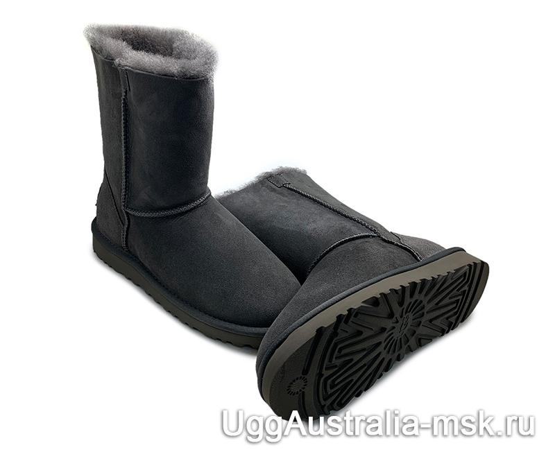 UGG Zip Grey