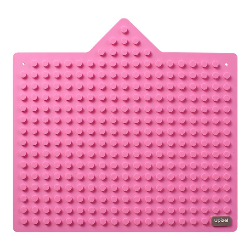 Интерактивная пиксельная панель Bright Kiddo WY-K001 Розовый