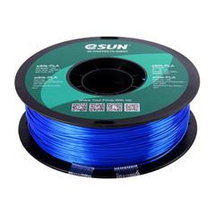 Фотография — ESUN eSilkPLA, 1.75 мм, 1 кг, синий