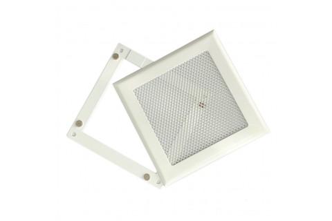 Решетка стальная на магнитах РП-150 сетка, белая