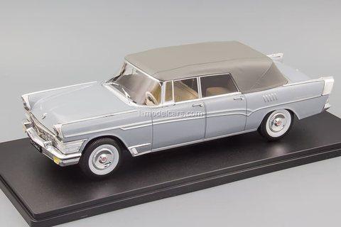 ZIL-111V gray 1:24 Legendary Soviet cars Hachette #73
