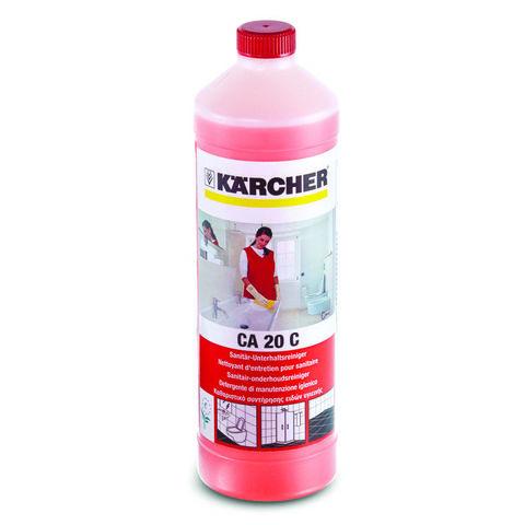 Karcher CA 20 С, моющее средство для уборки санитарных помещений 1 л