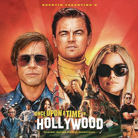 OST – Once Upon A Time In Hollywood