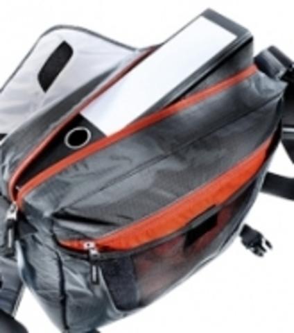 Картинка сумка городская Deuter Load anthracite-black - 2