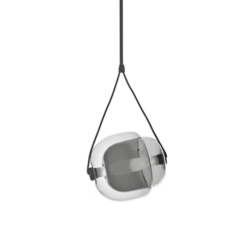 Подвесной светильник копия Capsula by Brokis (дымчатый)