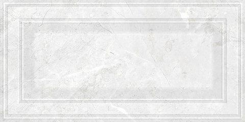 Плитка настенная CERSANIT Dallas 598х298 рельеф светло-серый С-DAL522D