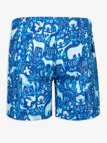 Пляжные шорты «Крым наш»