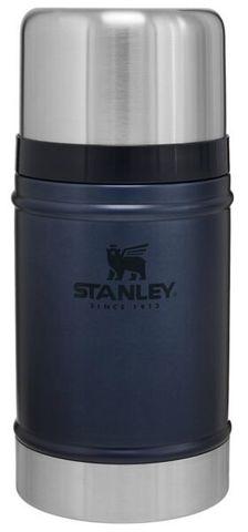 Термос для еды Stanley Classic (0,7 литра), синий