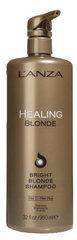 Шампунь  «Исцеляющий блонд» LANZA Healing Blonde Bright Blonde Shampoo 950 мл