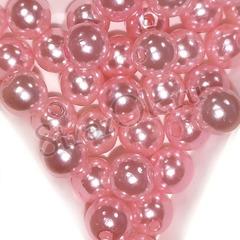 Купить оптом бусины Rose розовые в инетрнет-магазине недорого