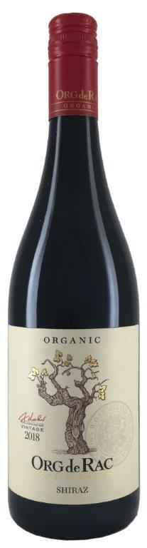 Вино Ор де Рак Шираз сухое красное защищ.географ.указ.регион Свартлэнд 0,75л.