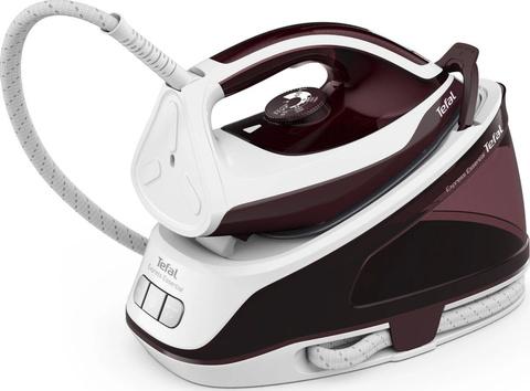 Парогенератор Tefal Express Essential SV6120E0 2200Вт бордовый