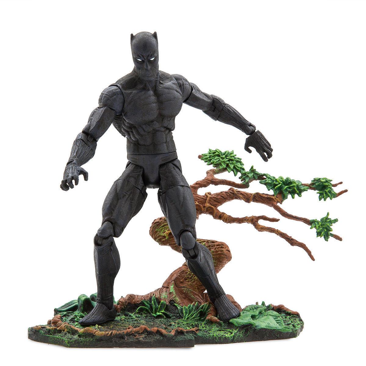 Фигурка Черная пантера - Marvel Select Exсlusive