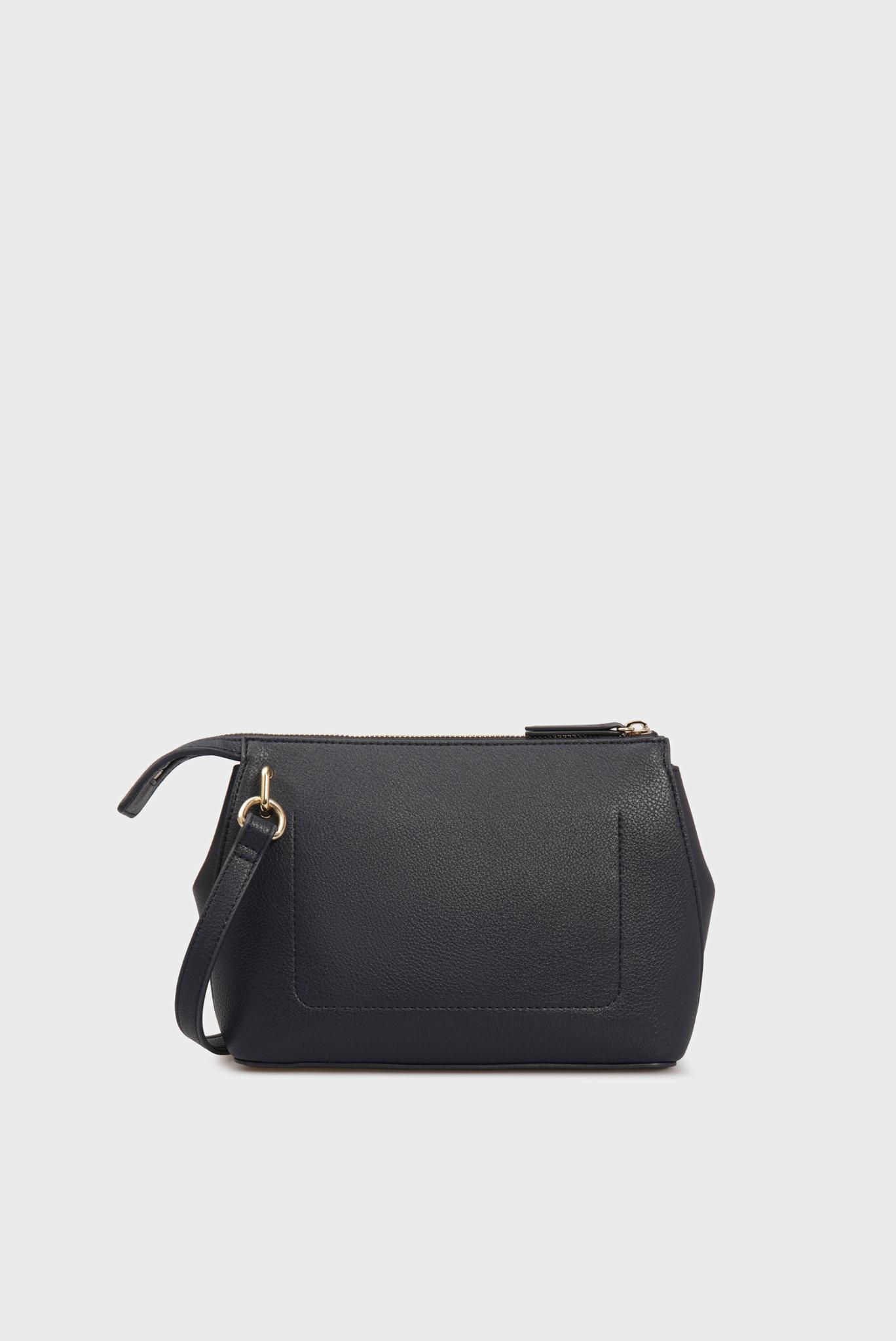 Женская темно-синяя сумка через плечо CHARMING Tommy Hilfiger