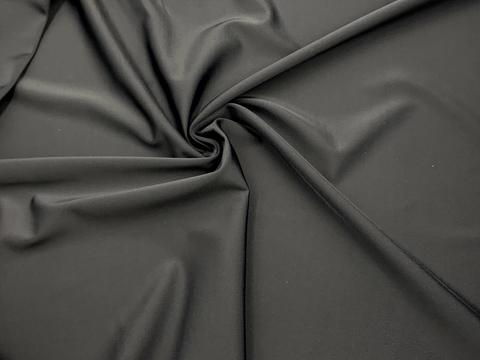 Микрофибра черная (плотность 190 г/м2) (метражом)