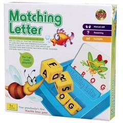 Matching Letter