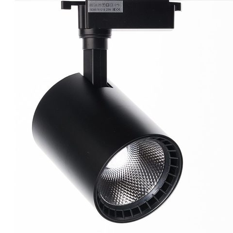 Трековый светильник Optic 25W черный