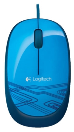 LOGITECH M105 USB Blue
