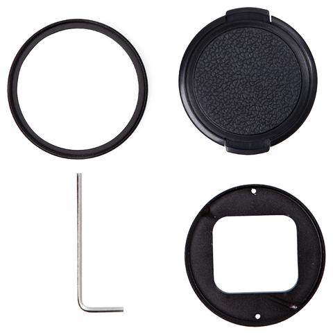 Адаптер + светофильтр 52 мм для GoPro 5