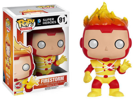 Фигурка Funko POP! Vinyl: DC: Firestorm 7264