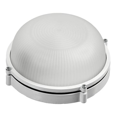 Светильник электрический, металлический, круглый, влагозащищенный, термостойкий