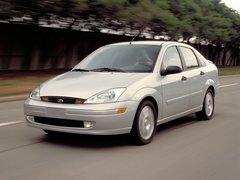Чехлы на Ford Focus 1998–2005 г.в.