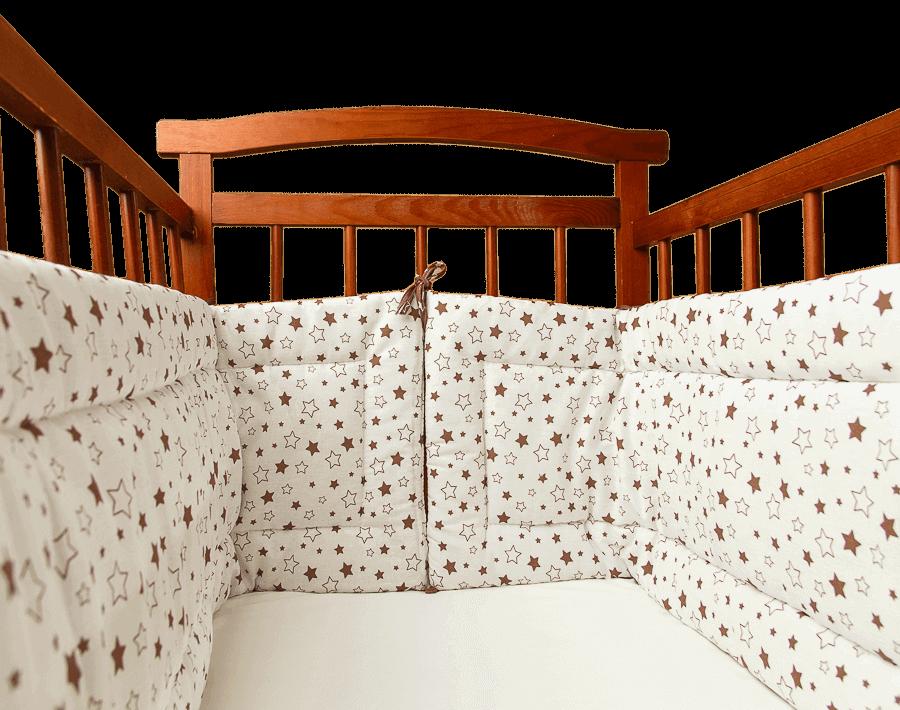Бортик в кроватку
