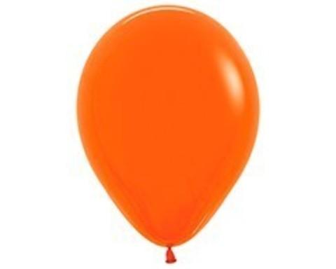 Шарики оранжевые