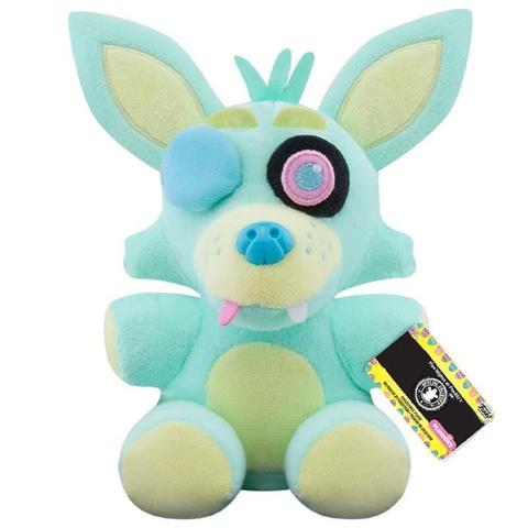 Плюшевая игрушка Funko PlUSH! FNAF: Foxy (Green) || Фокси  (зелёный)