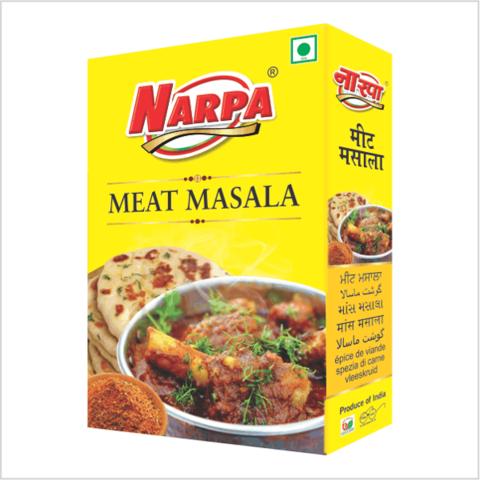 Приправа для мяса Масала, 50 г