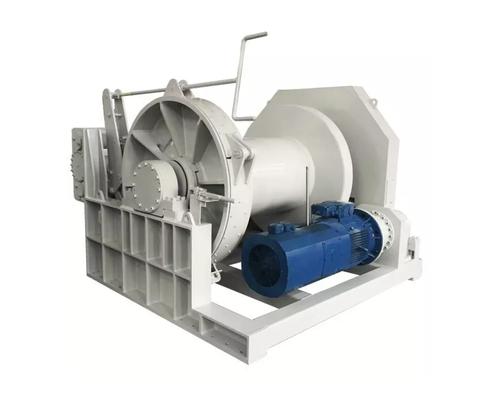 Электрическая лебедка IDJ150-400-50 для буровых установок