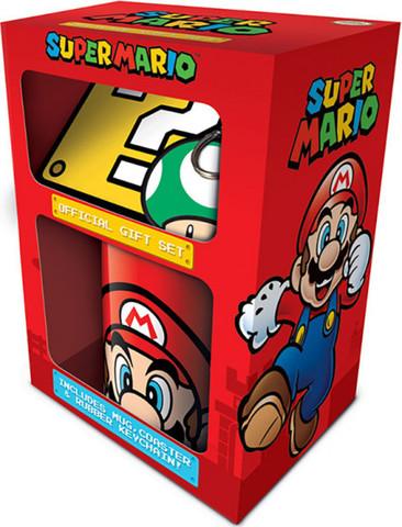 Подарочный набор Super Mario: Mario