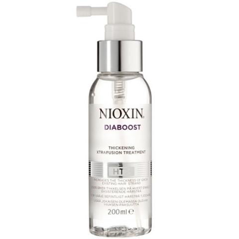 Эликсир для увеличения диаметра волос,diaboost,NIOXIN, 200 мл