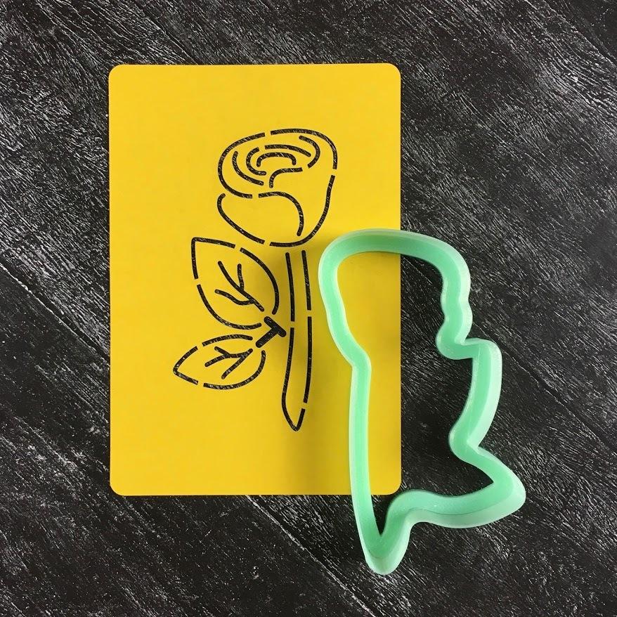 Роза №3